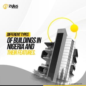 buildings in Nigeria